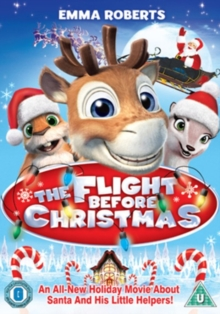 The Flight Before Christmas, DVD DVD