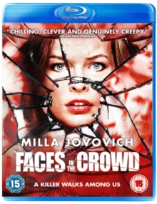 Faces in the Crowd, Blu-ray  BluRay