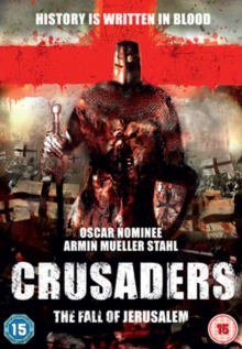 Crusaders - The Fall of Jerusalem, DVD  DVD