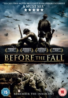 Before the Fall, DVD  DVD
