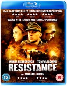 Resistance, Blu-ray  BluRay