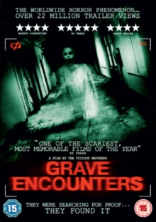 Grave Encounters, DVD  DVD