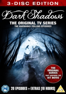 Dark Shadows: The Original TV Series, DVD  DVD