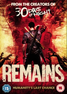 Remains, DVD  DVD
