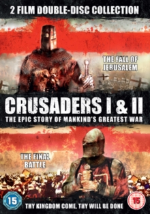 Crusaders - The Fall of Jerusalem/Crusaders 2, DVD  DVD