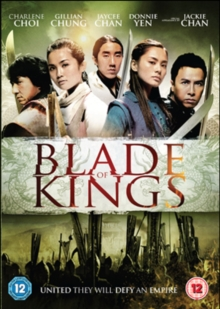 Blade of Kings, DVD  DVD