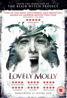 Lovely Molly, DVD  DVD