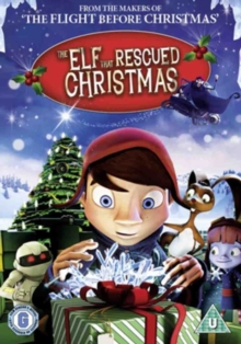 The Elf That Rescued Christmas, DVD DVD