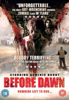 Before Dawn, DVD  DVD