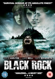 Black Rock, Blu-ray  BluRay