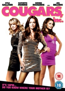 Cougars, Inc., DVD  DVD