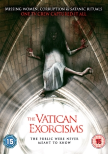 The Vatican Exorcisms, DVD DVD