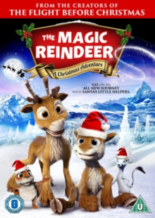 The Magic Reindeer, DVD DVD