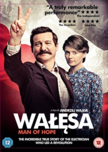 Walesa - Man of Hope, DVD  DVD