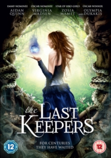 The Last Keepers, DVD DVD
