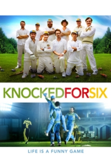 Knocked for Six, DVD  DVD