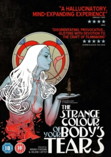 The Strange Colour of Your Body's Tears, DVD DVD