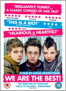 We Are the Best!, DVD  DVD
