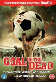 Goal of the Dead, DVD  DVD