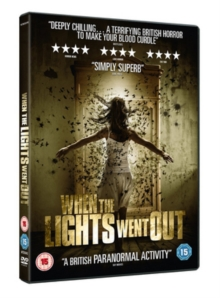 When the Lights Went Out, DVD  DVD