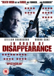In Order of Disappearance, DVD  DVD