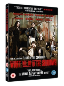 What We Do in the Shadows, DVD  DVD