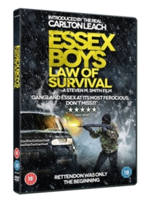 Essex Boys: Law of Survival, DVD  DVD