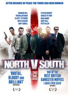 North V South, Blu-ray  BluRay