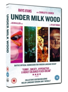 Under Milk Wood, DVD  DVD