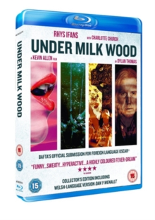 Under Milk Wood, Blu-ray  BluRay