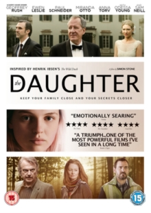 The Daughter, DVD DVD