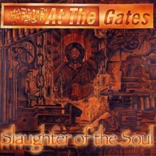 Slaughter of the Soul, CD / Album Cd