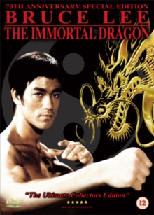 Bruce Lee: The Immortal Dragon, DVD  DVD