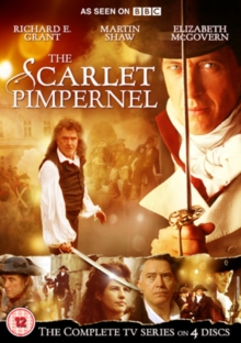 The Scarlet Pimpernel: The Complete Series, DVD DVD