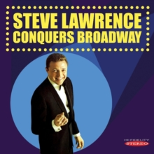 Steve Lawrence Conquers Broadway, CD / Album Cd