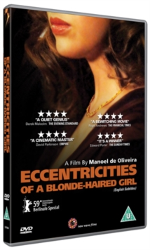 Eccentricities of a Blonde-haired Girl, DVD  DVD