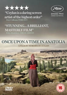 Once Upon a Time in Anatolia, DVD  DVD