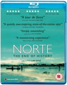 Norte, the End of History, Blu-ray  BluRay