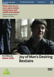 Joy of Man's Desiring, DVD DVD