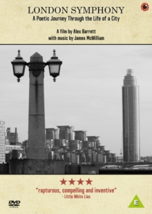 London Symphony - A Poetic Journey Through the Life of the City, DVD DVD