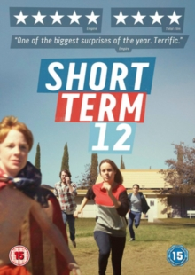 Short Term 12, DVD  DVD