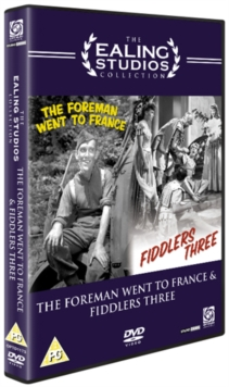 The Foreman Went to France/Fiddlers Three, DVD DVD