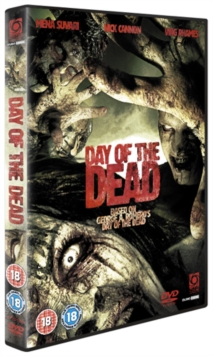 Day of the Dead, DVD  DVD
