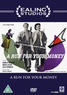 A   Run for Your Money, DVD DVD