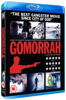 Gomorrah, Blu-ray  BluRay