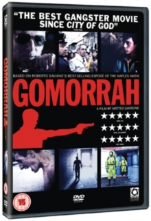 Gomorrah, DVD  DVD