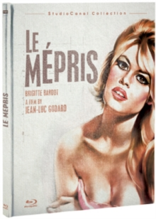 Le Mepris, Blu-ray  BluRay