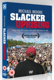 Slacker Uprising, DVD  DVD