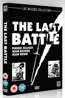 The Last Battle, DVD DVD