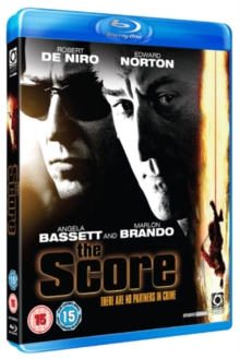 The Score, Blu-ray BluRay